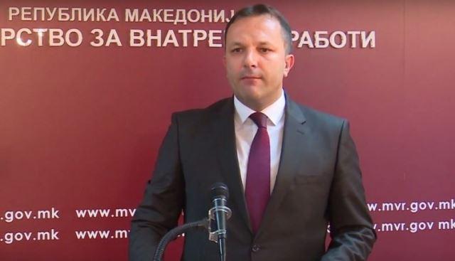 Спасовски фатен како лаже дека нема видео од потера по Спасов