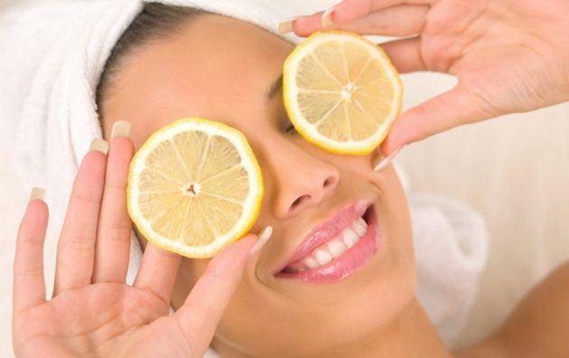 Со лимон и домат решете се од подочниците