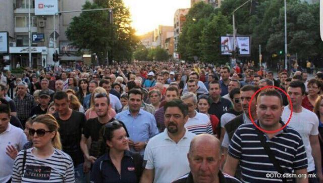 """""""Република"""": СДСМ почна и со физичко насилство по судовите"""