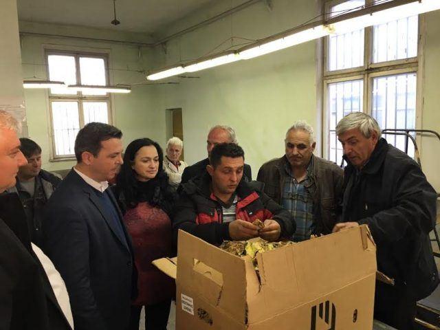 Трипуновски во Прилеп: ВМРО- ДПМНЕ покажа дека земјоделецот го заслужува вистинското место