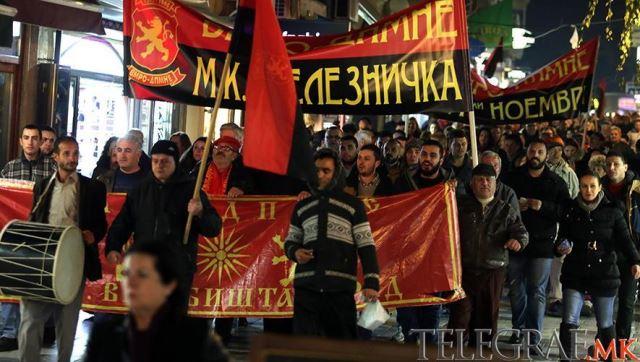 Огромна посетеност на првиот митинг на ВМРО-ДПМНЕ во Охрид (ФОТО)