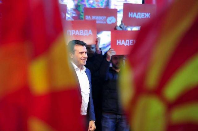 Заев: Не му верувајте на Груевски, тој ја измисли федерализацијата