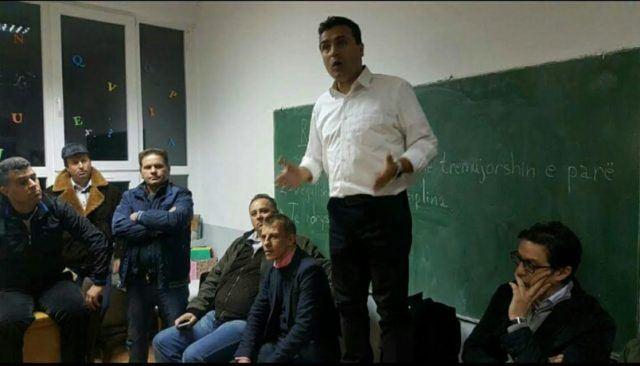 Заев и на Албанците во скопско  им нуди редефинирање на Македонија