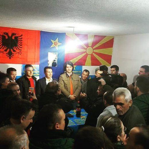 """""""Република"""": Радикалите на Заев, Зекири и Едеми во борба по албански гласови"""