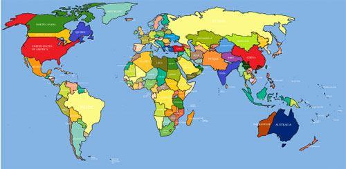 Десет земји кои ќе исчезнат за 20 години?!  (ВИДЕО)