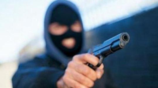 Оружен грабеж на бензиска пумпа