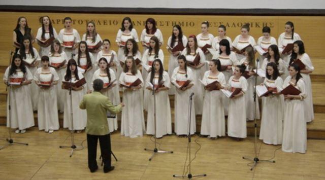 "Божикен концерт на младинскиот женски хор ""Стив Наумов"" од Битола"