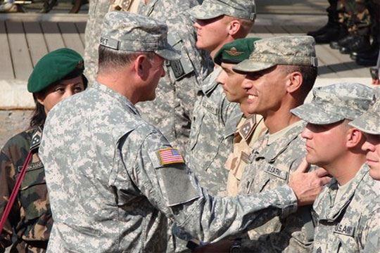 Обама ќе поддржи регрутирање на жени во армијата на САД