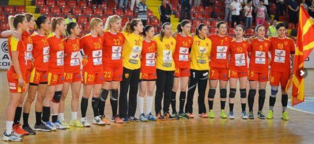 Ракометарките на Македонија го стартуваат квалификацискиот турнир за пласман на СП