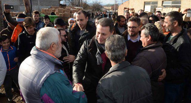 Груевски: Земјоделски субвенции од најмалку 150 милиони евра годишно