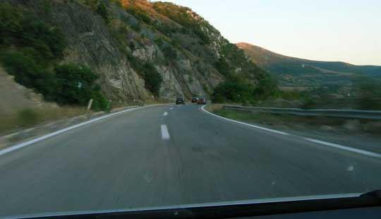 Сообраќајот без застои