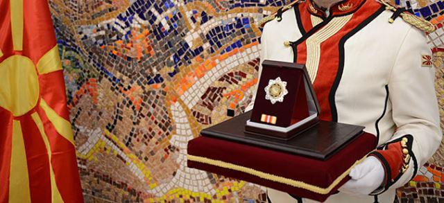 Иванов му додели Орден на Факултетот за музичка уметност
