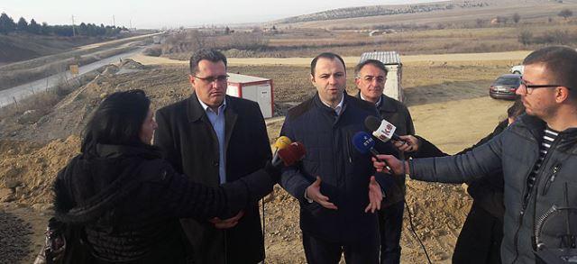 Мисајловски: Потпишан договорот за изградба на експресниот пат Штип – Кочани