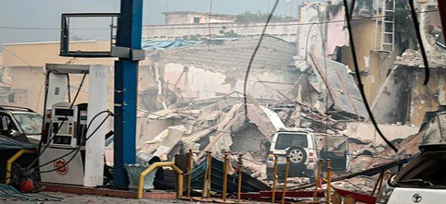 Најмалку 16 погинати во експлозија на камион-бомба во Могадишу