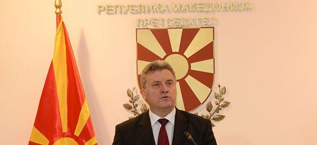 Честитка од претседателот Иванов по повод Божик
