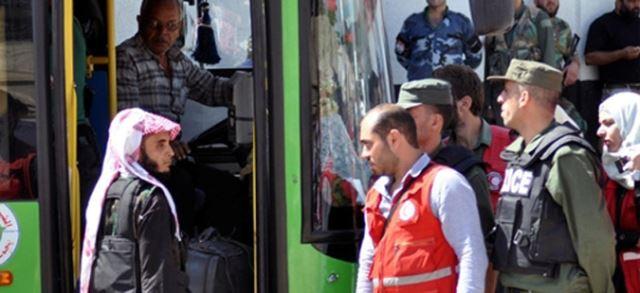 Тројца ранети при напад врз конвој во источно Алепо