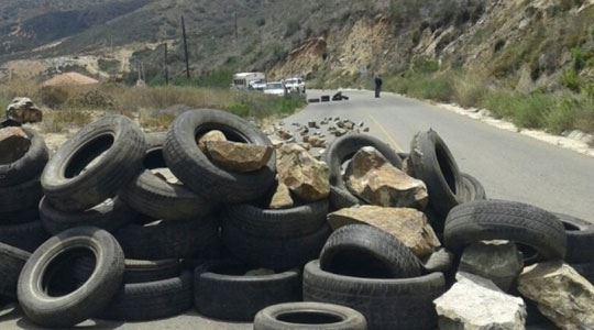 Отстранета блокадата кај Баир, сообраќајот нормализиран