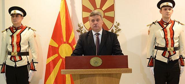 Иванов: Никој нема мандат да ја прекројува државата