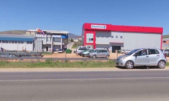 Амфенол започна со изградба на нова фабрика во земјава