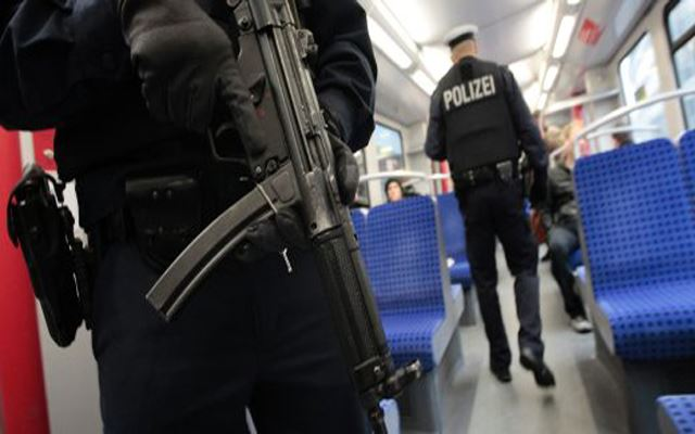 германија тероризам