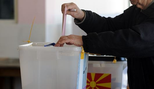 Информации за денешното гласање на парламентаните избори