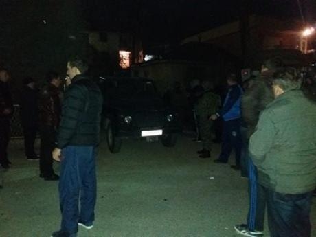 Полицијата со полн плен од домот на началникот на СДСМ од СВР Куманово
