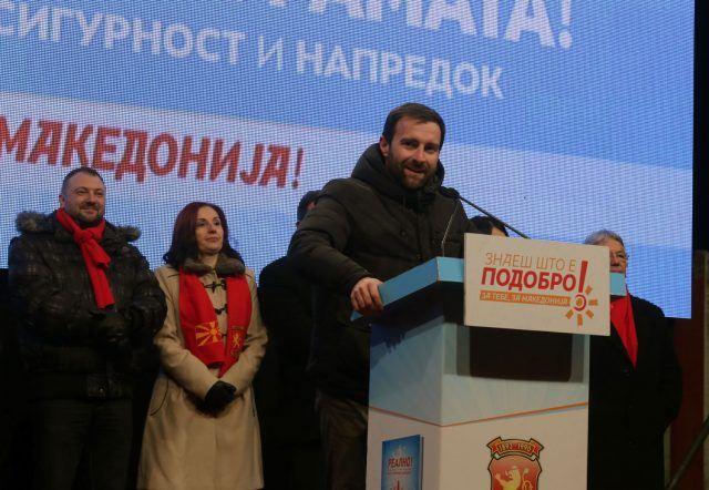 Димовски: Склучен договор за изградба на автопатот Штип-Кочани, Истокот не е заборавен