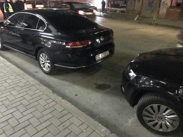 ФОТО: Повторно злоупотреба: Ременски на митинг во Куманово со службен автомобил