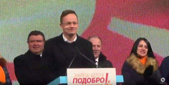 Сијарто: Груевски и ВМРО-ДПМНЕ се единствена гаранција за патот кон европската интеграција