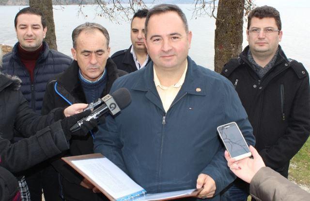 Василевски: Охрид ќе добие најсовремен конгресен центар