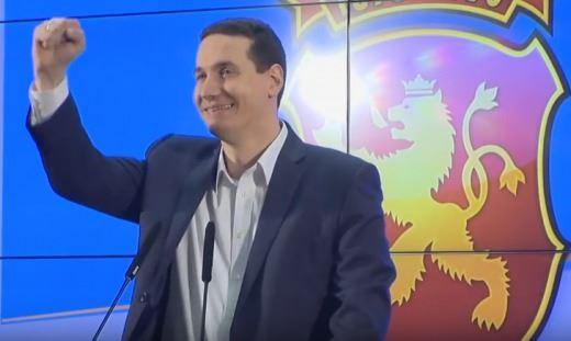 Ѓорчев: Десета победа за ВМРО-ДПМНЕ и Коалицијата!
