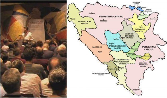 Кантонизацијата на Заев значи тргање по стапките на босанската федерација