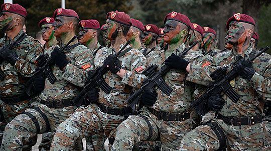 Проект за популаризација на воениот позив за служба во АРМ