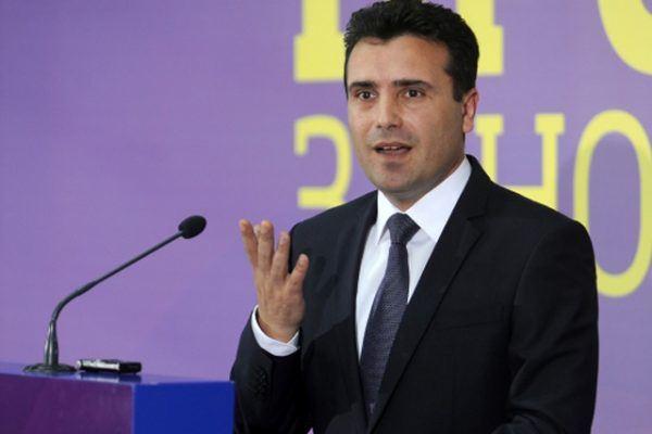 Зоран Заев изборни измами СДСМ
