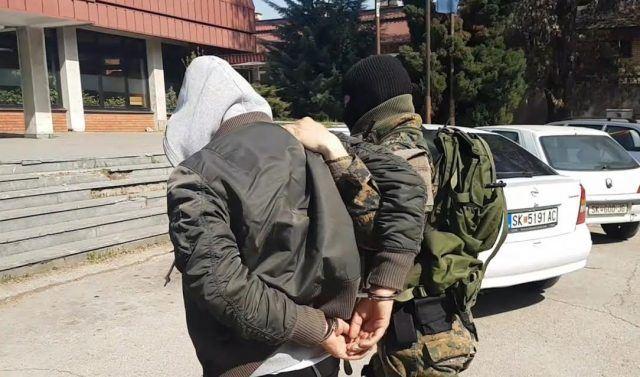 МВР со детали за акцијата во која беше уапсен соработникот на Заев (ВИДЕО)