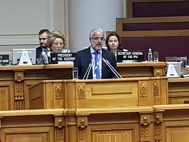 Џафери: Македонија гради вистинско мултикултурно општество