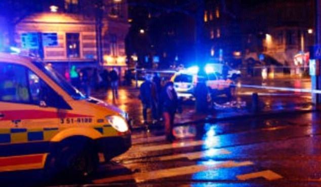 Четири лица повредени во оружен напад во Шведска