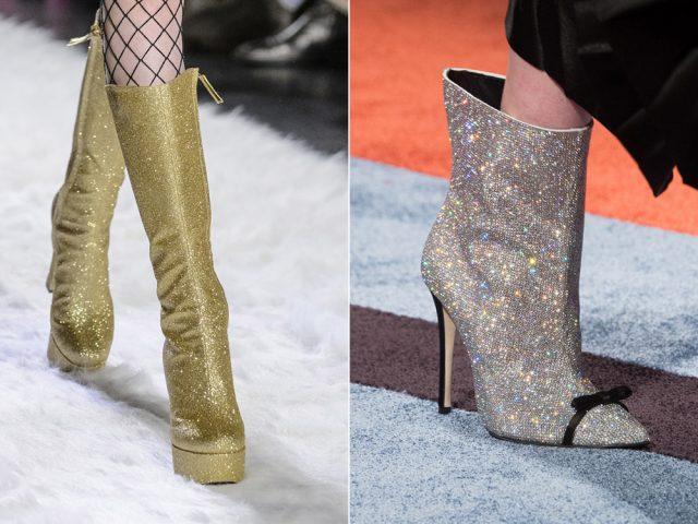 """Чевли и чизми кои се """"ин"""" оваа сезона"""