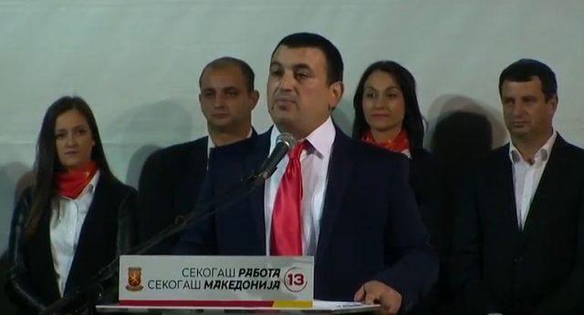 Атанасов: Во Берово ќе изградиме нов градски пазар и стадион