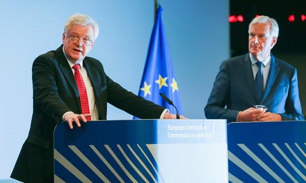 Барние: Преговорите меѓу ЕУ и Лондон во слепа улица