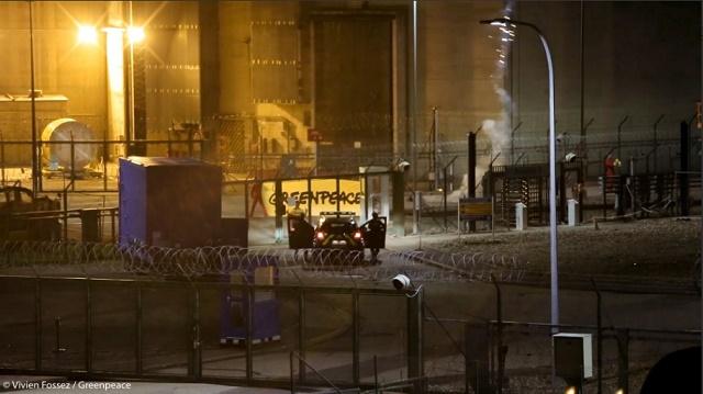 Активистите на Гринпис упаднаа во нуклеарка во Франција (ВИДЕО)