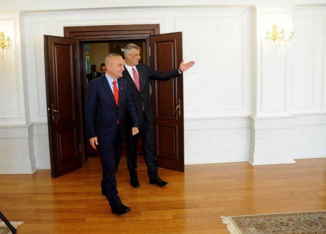 Тачи бара албанско државјанство за населението на Косово