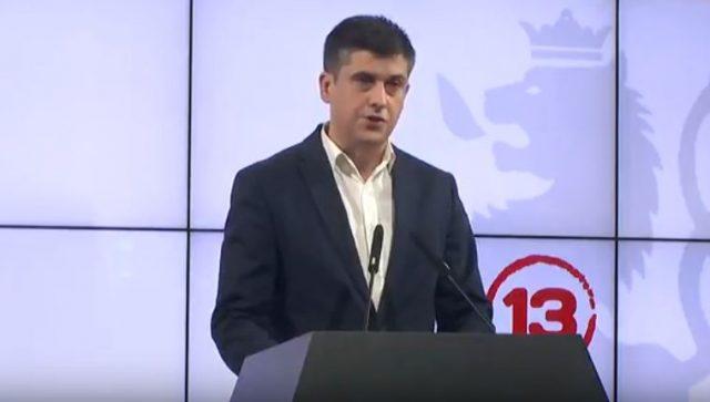 Србов: Јавноста беше сведок како изгледаат избори кога СДСМ ги организира