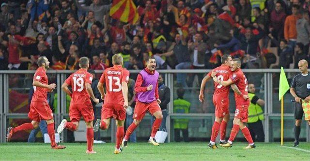 УЕФА Лига на нациите: Македонија во најслабата група