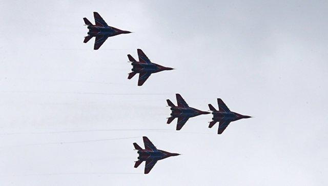 Русија на Србија ѝ ги испорача шесте борбени авиони два дена пред планот