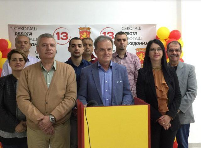 Чадиев: Направете разлика како се живееше во времето кога во Велес СДСМ беше на власт и како е сега со ВМРО- ДПМНЕ