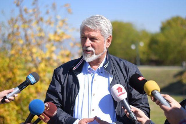 Јакимовски: Ќе изградиме забавен парк на кејот на Вардар