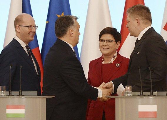 За источните членки на ЕУ германските избори докажуваат дека се во право