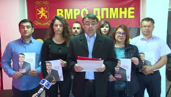 Пенков: Давајќи го гласот за бројот 13, гласате за луѓе кои чесно и посветено ќе работат во интерес на граѓаните на Неготино