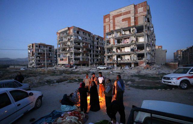Најмалку 216 мртви во потресот на границата меѓу Ирак и Иран